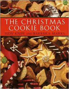 """The Christmas cookie book"" book image"