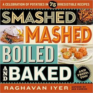 """Smashed mashed boiled and baked"" book image"