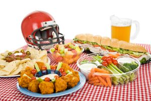image of Supr Bowl snacks