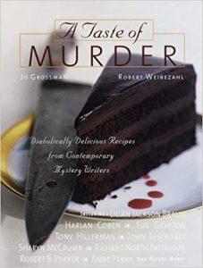 "book image ""a taste of murder"""