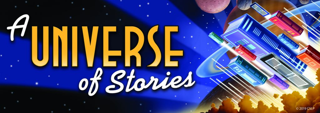 "Summer Reading ""A Universe of Stories"""