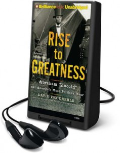 rise to greatness playaway