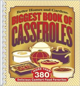 biggest book of casseroles