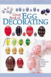 great book egg decorating