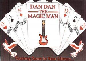 Dan Dan the magic man poster image