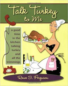 """Talk turkey to me"" book image"