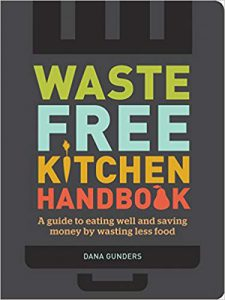 "book image ""Waste free kitchen handbook"""