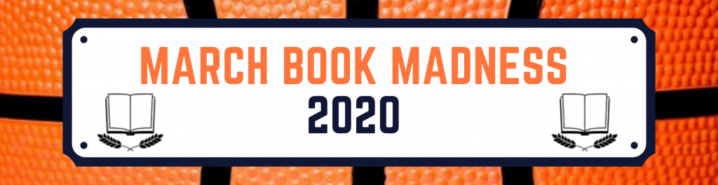 March Book Madness 2020 banner
