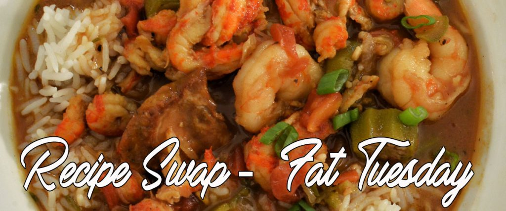 Recipe Swap - Fat Tuesday